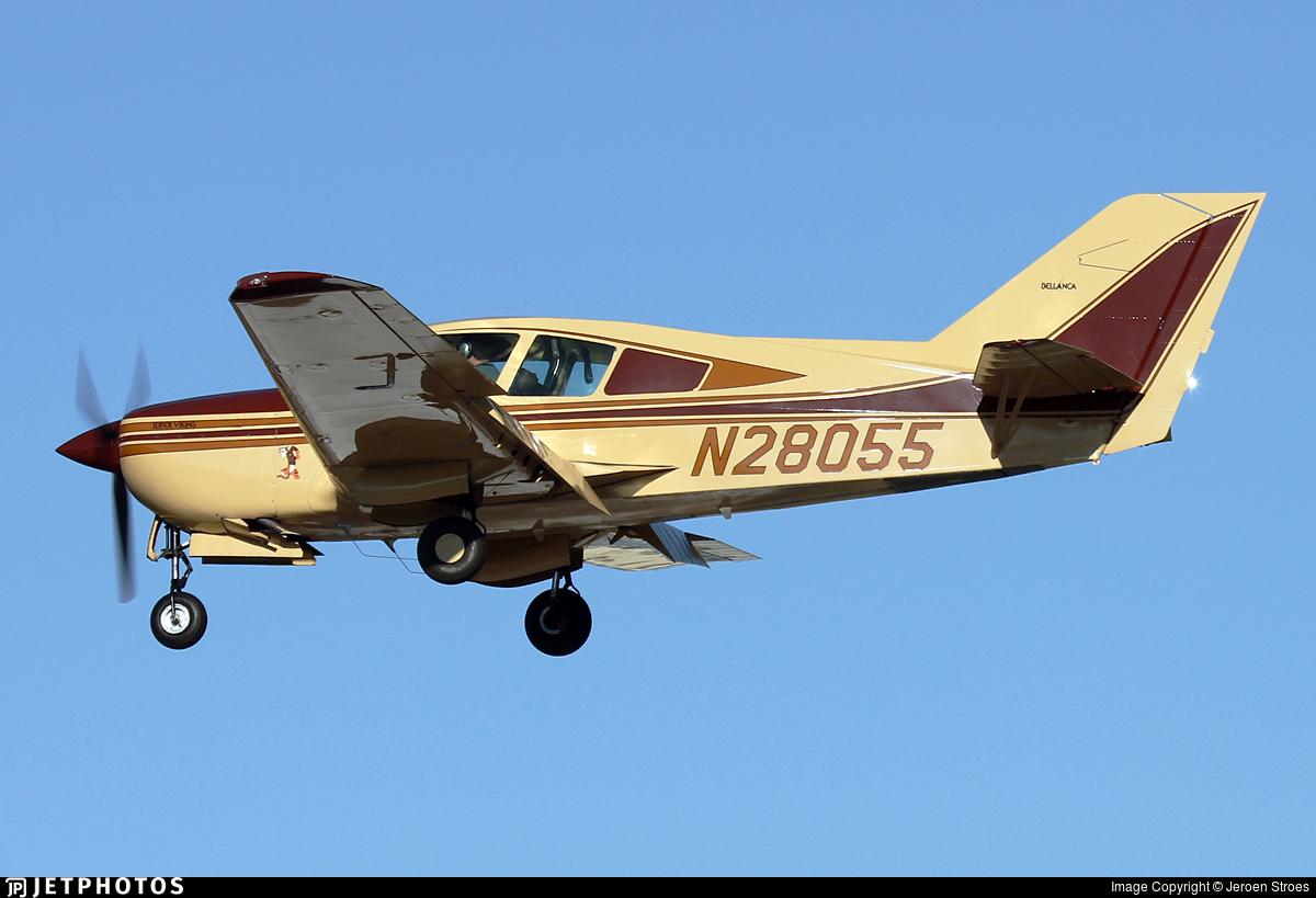 N28055 - Bellanca 17-30A Super Viking - Private