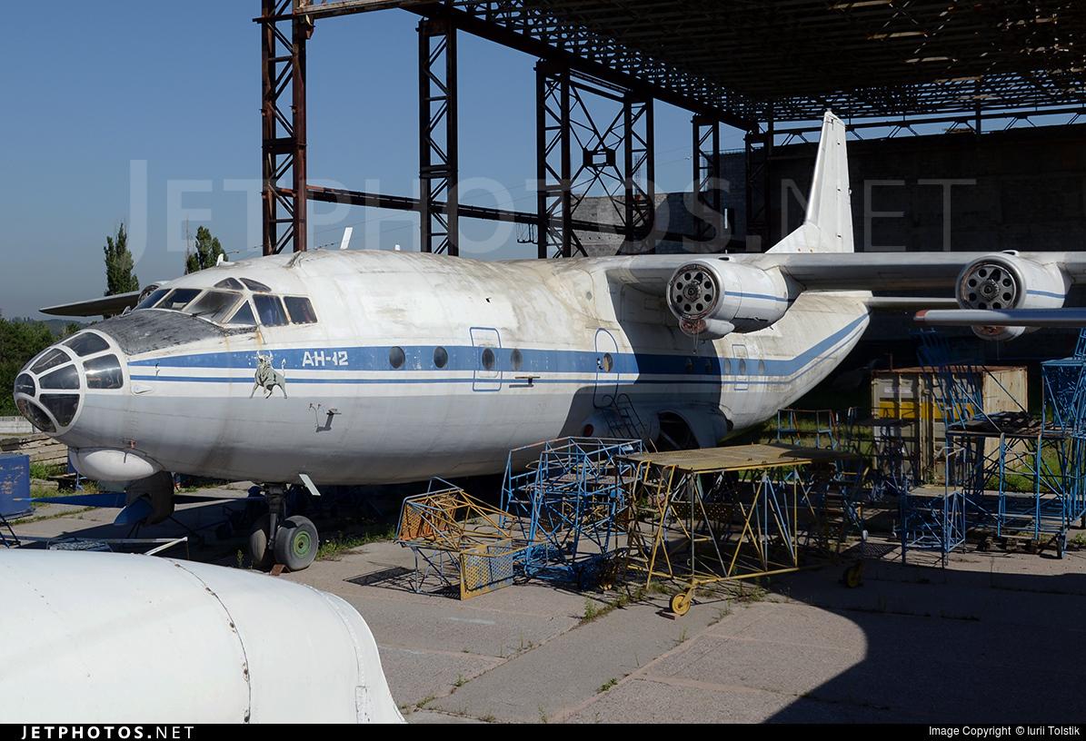 ER-ADD - Antonov An-12A - Renan Air
