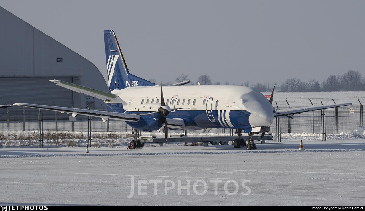 VQ-BGC - Saab 340B - Polet Flight