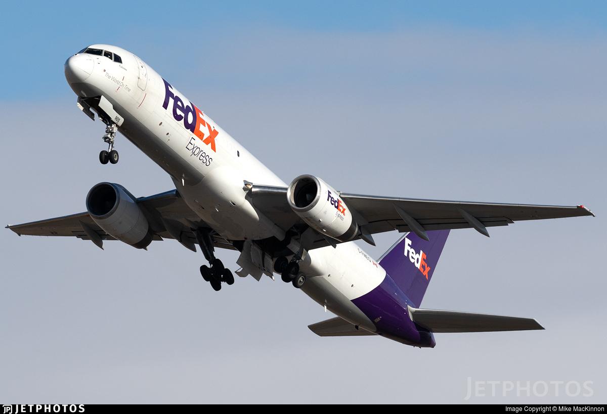 C-FMEQ - Boeing 757-2B7(SF) - Fedex (Morningstar Air Express)