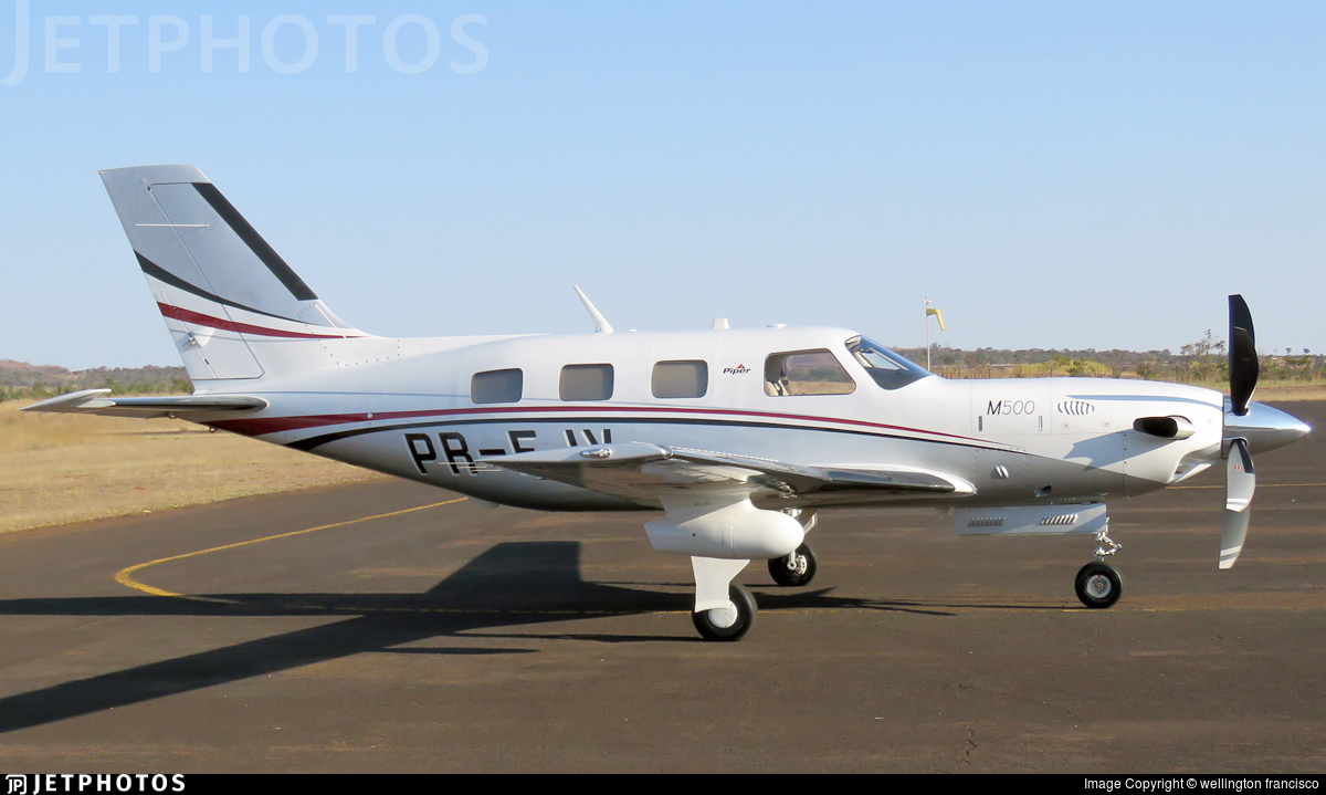PR-FJV - Piper PA-46-M500 - Private