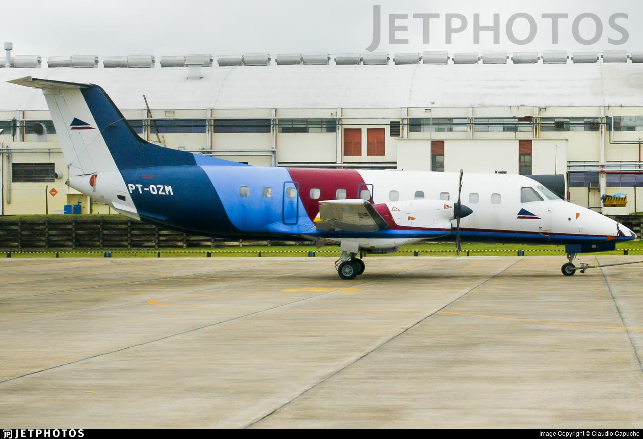 PT-OZM - Embraer EMB-120 Brasília - Aparte Taxi Aereo