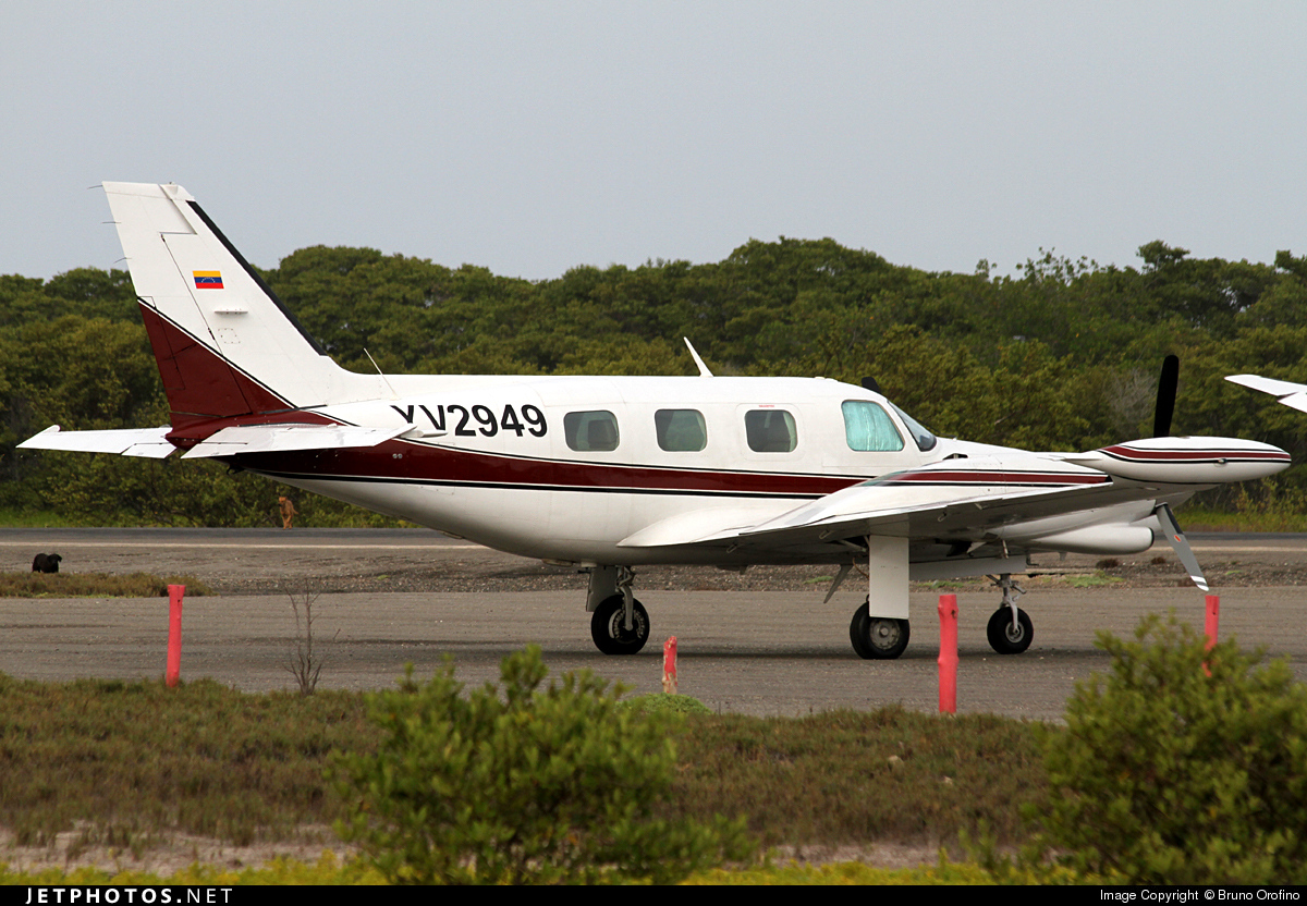 YV2949 - Piper PA-31T1 Cheyenne I - Private