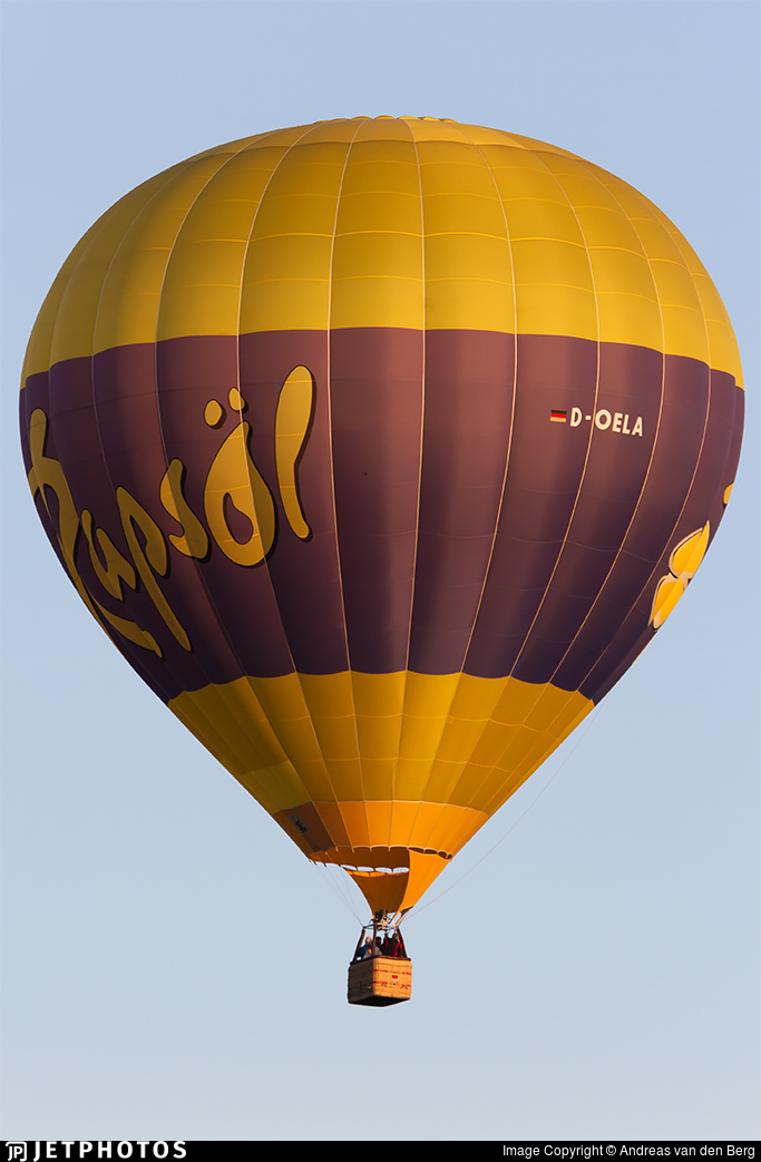 D-OELA - Schroeder Fire Balloons G40/24 - Private