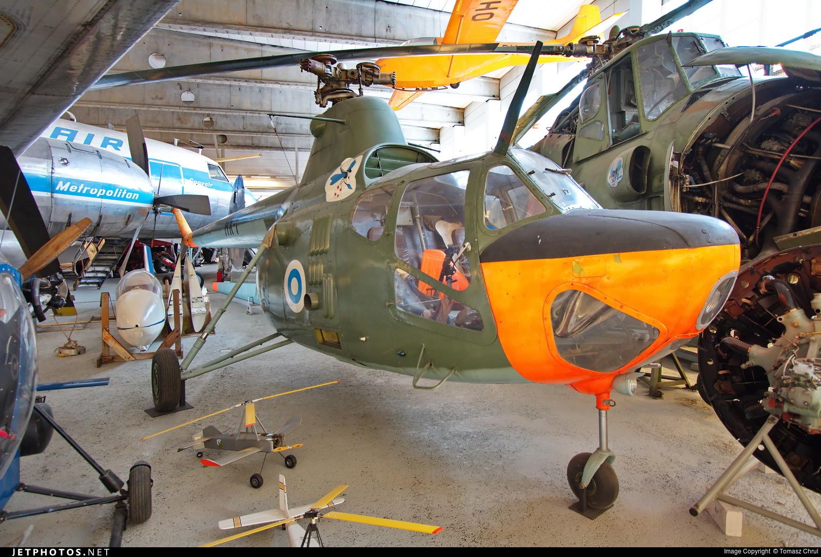 HK-1 - PZL-Swidnik SM-1SZ - Finland - Air Force