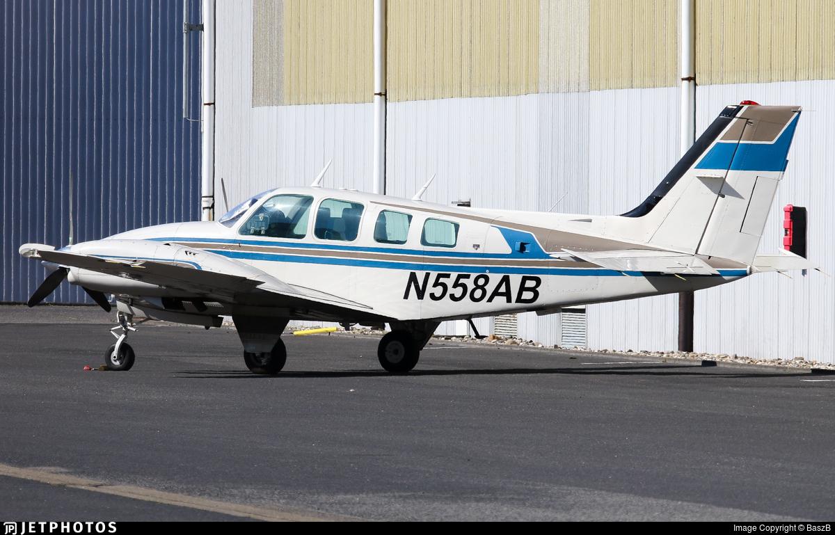 N558AB - Beechcraft 58TC Baron - Private