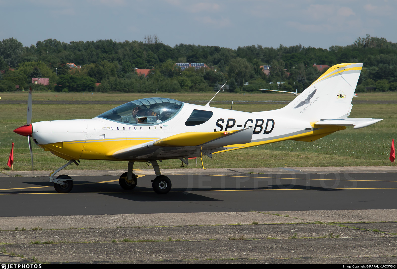 SP-GBD - Czech Sport Aircraft PS-28 Cruiser - Ventum Air Flight Academy