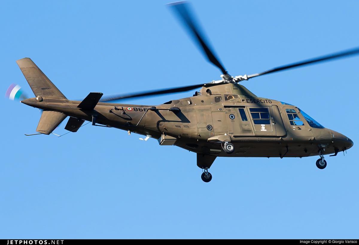 MM81243 - Agusta A109CM - Italy - Army