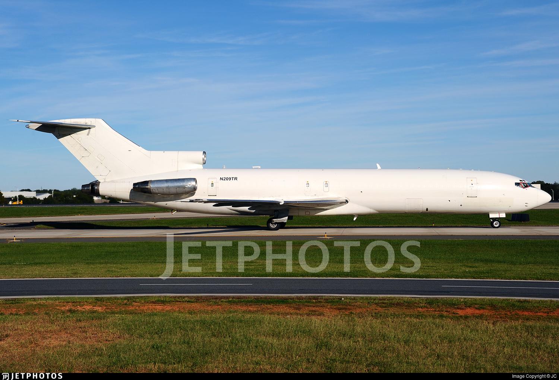 N209TR - Boeing 727-223(Adv)(F) - Private