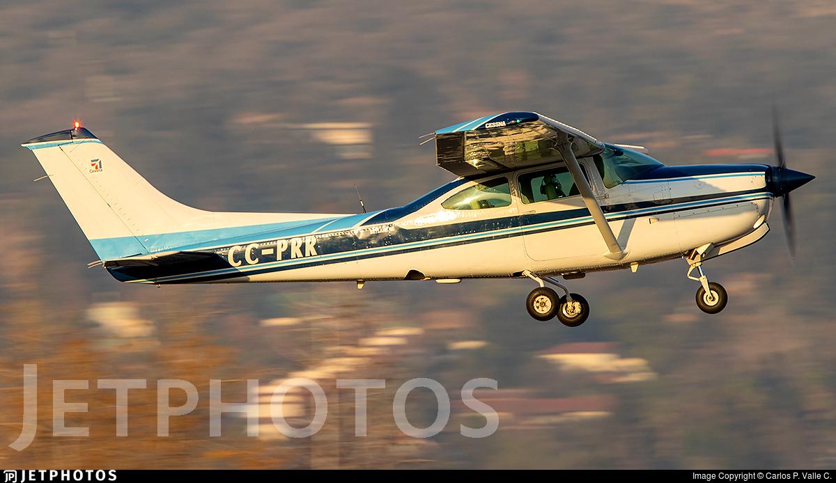 CC-PRR - Cessna R182 Skylane RG - Private