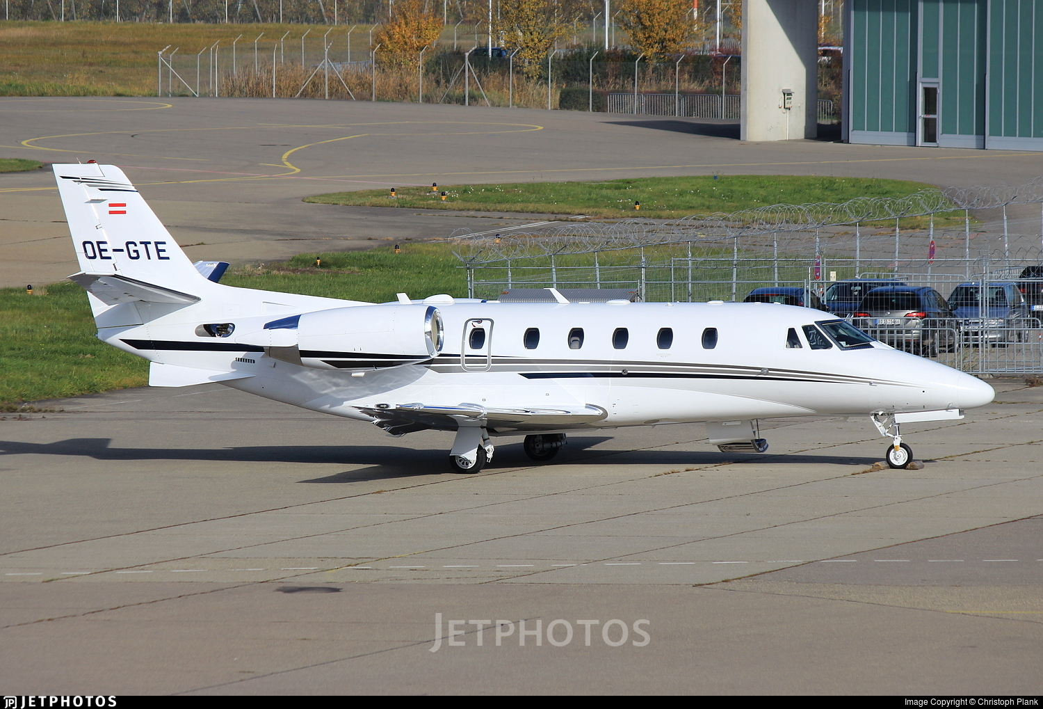OE-GTE - Cessna 560XL Citation XLS Plus - Private