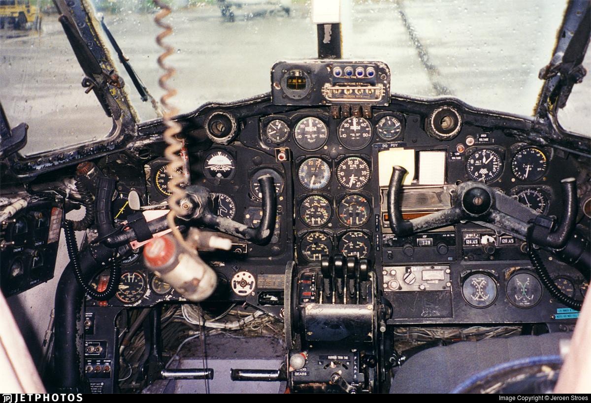DQ-FDY - De Havilland DH-114 Heron - Sunflower Airlines
