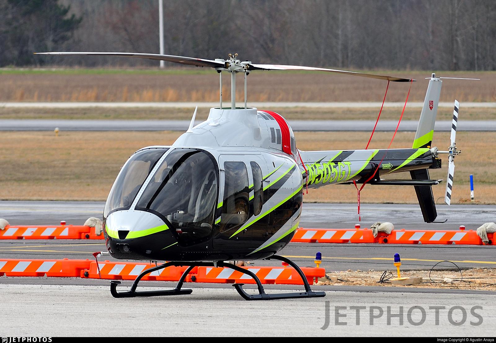 N505GT - Bell 505 Jet Ranger X - Private