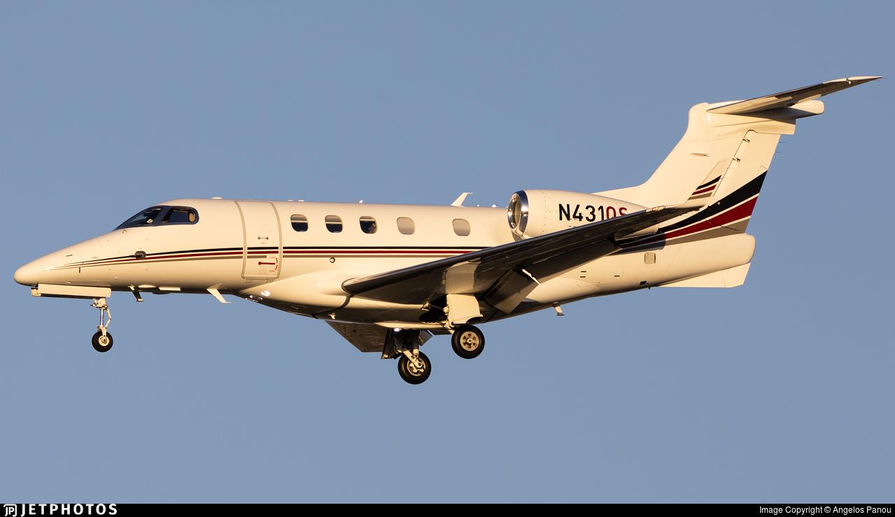 N431QS - Embraer 505 Phenom 300 - NetJets Aviation