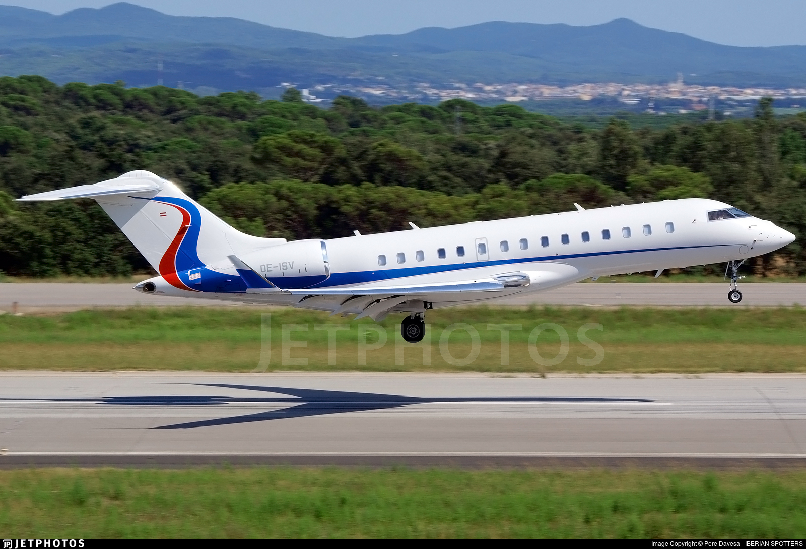 OE-ISV - Bombardier BD-700-1A10 Global 6000	 - Avcon Jet