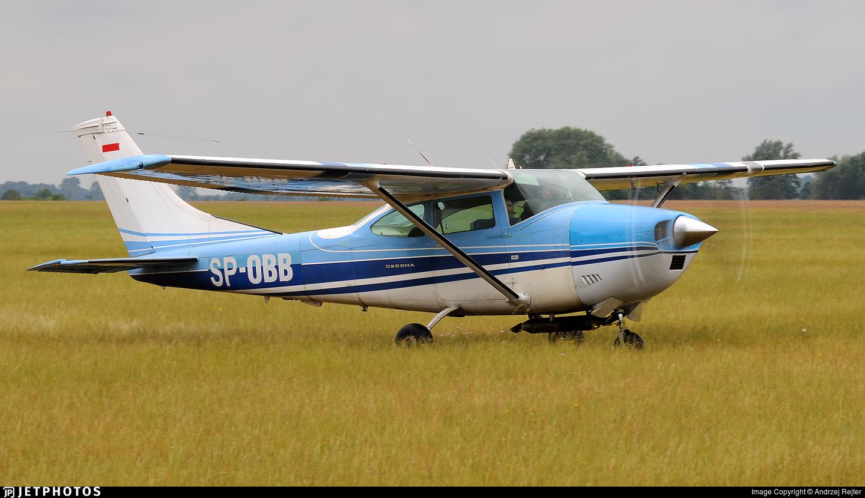SP-OBB - Cessna 182N Skylane - Private