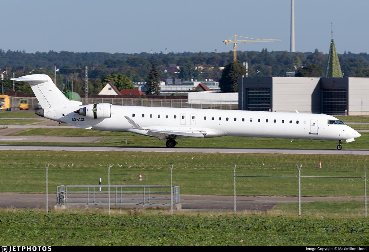 ES-ACL - Bombardier CRJ-900LR - Nordica