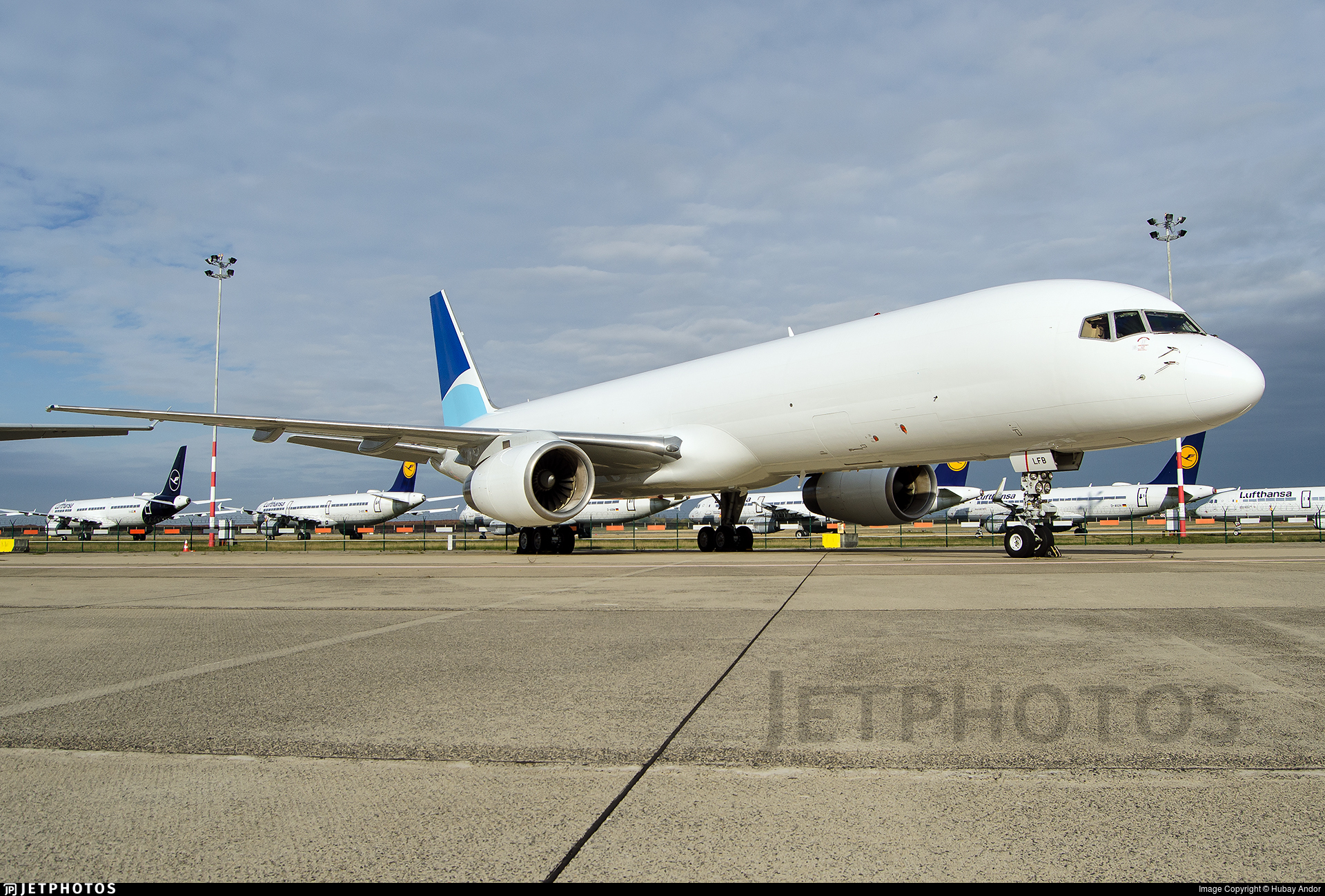 OE-LFB - Boeing 757-23A(PF) - ASL Airlines