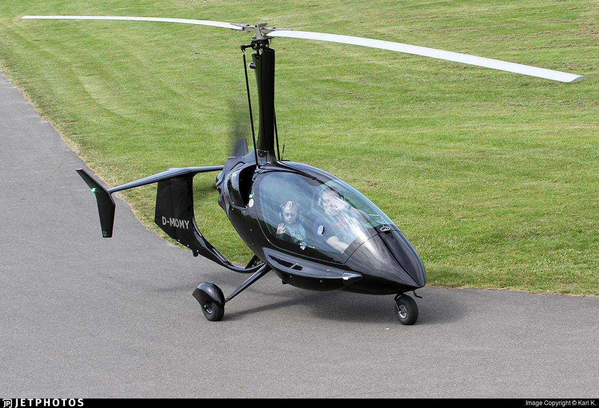 D-MOMY - Ultralight Aircraft Ela G10 Eclipse - Private