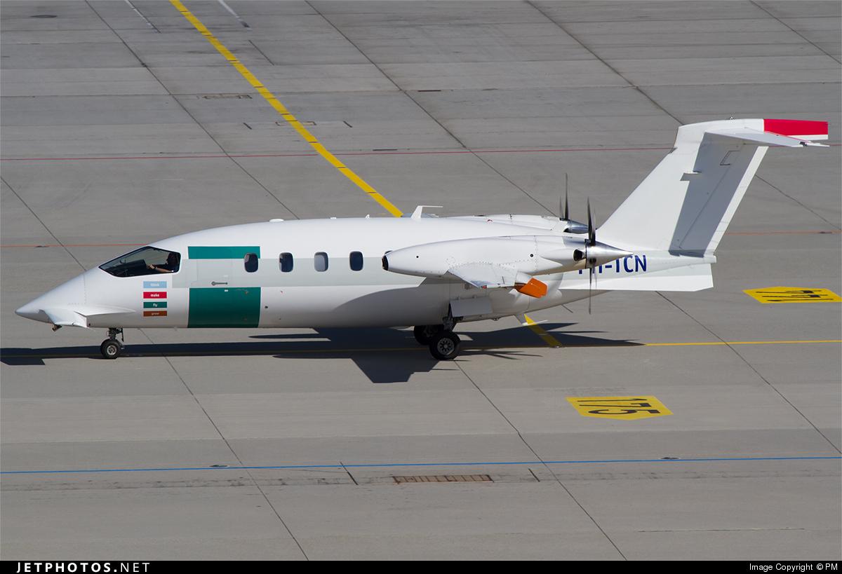 PH-TCN - Piaggio P-180 Avanti - Private