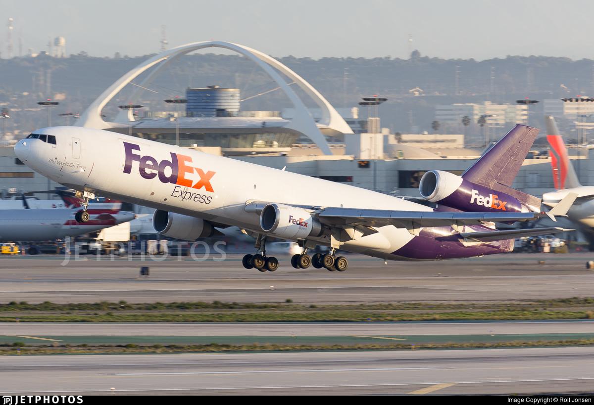 N617FE - McDonnell Douglas MD-11(F) - FedEx