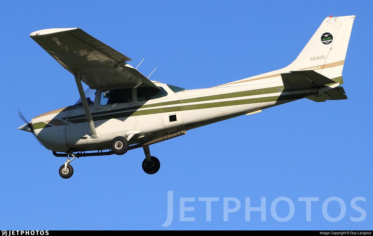 N5140D - Cessna 172N Skyhawk II - Landcare Aviation