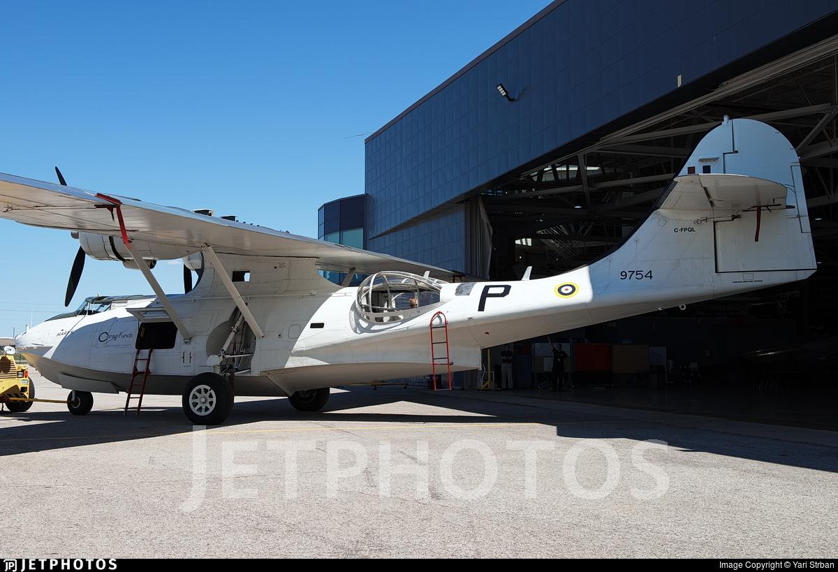 C-FPQL | Consolidated PBY-5A Catalina | Canadian Warplane