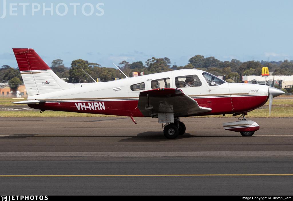 VH-NRN - Piper PA-28-181 Archer III - Private