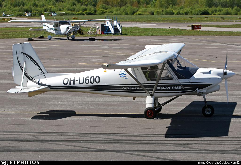 OH-U600 - Ikarus C-42 - Private