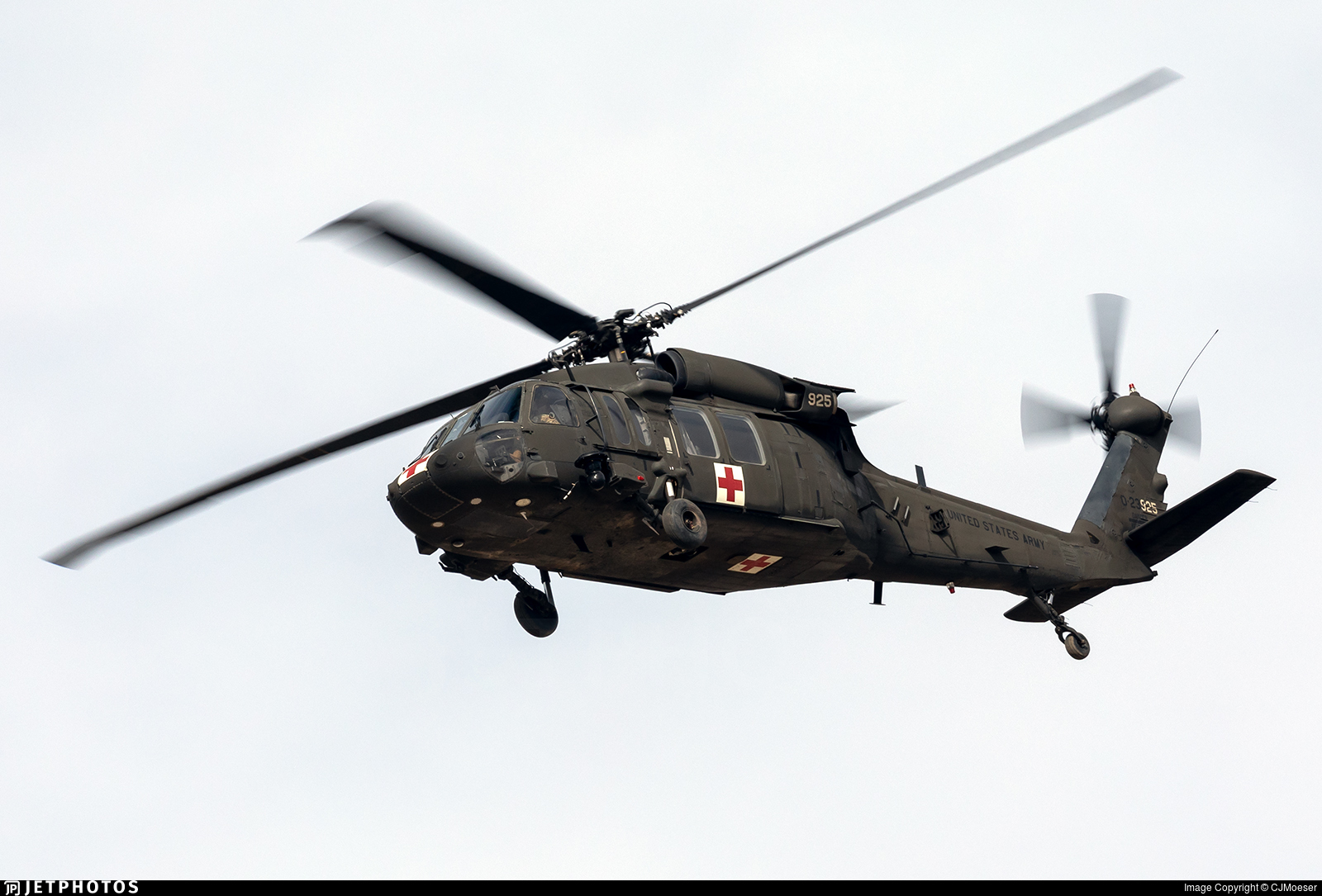 83-23925 - Sikorsky UH-60A Blackhawk - United States - US Army