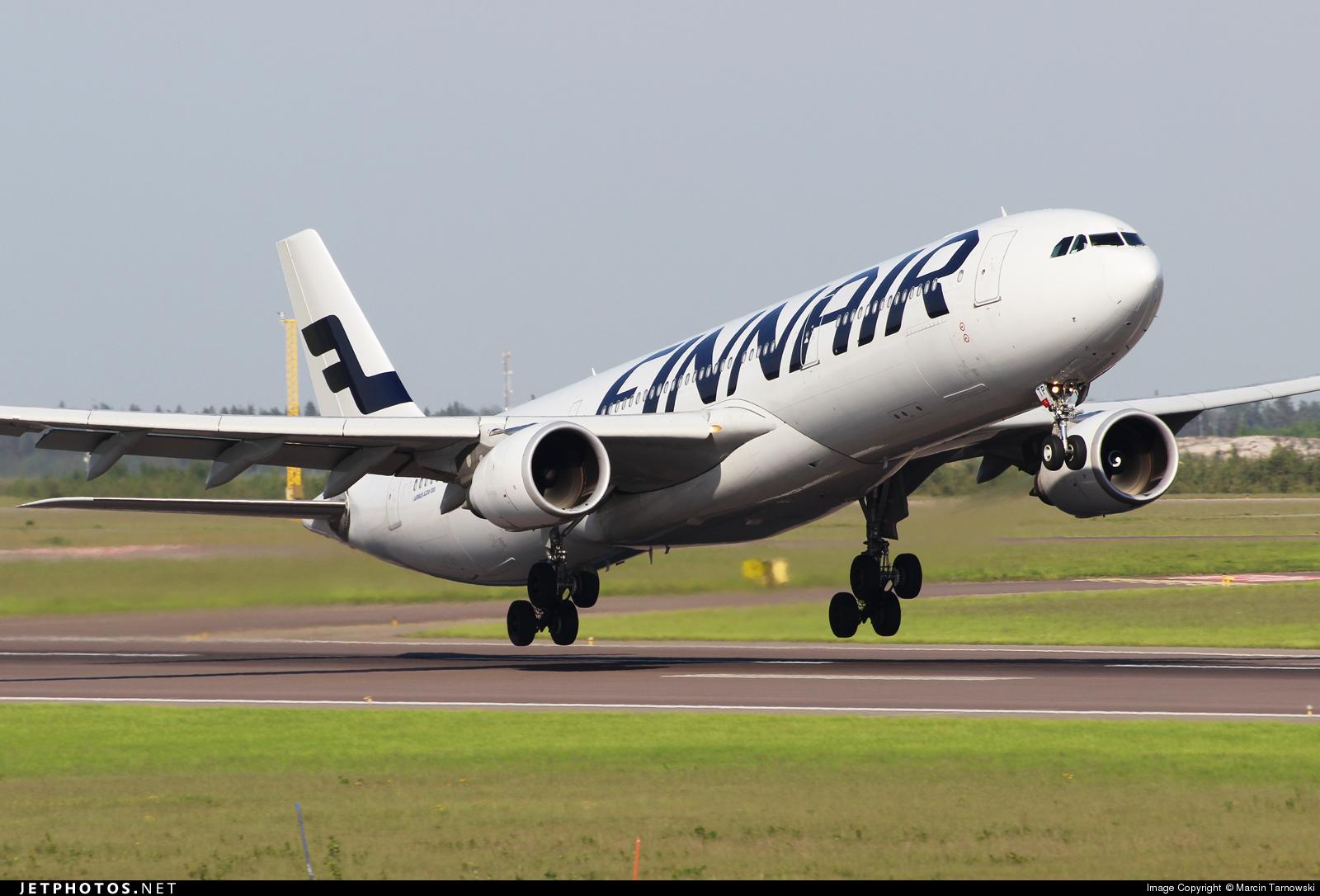 OH-LTP - Airbus A330-302 - Finnair