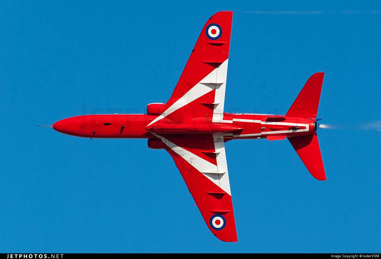 XX264 - British Aerospace Hawk T.1A - United Kingdom - Royal Air Force (RAF)