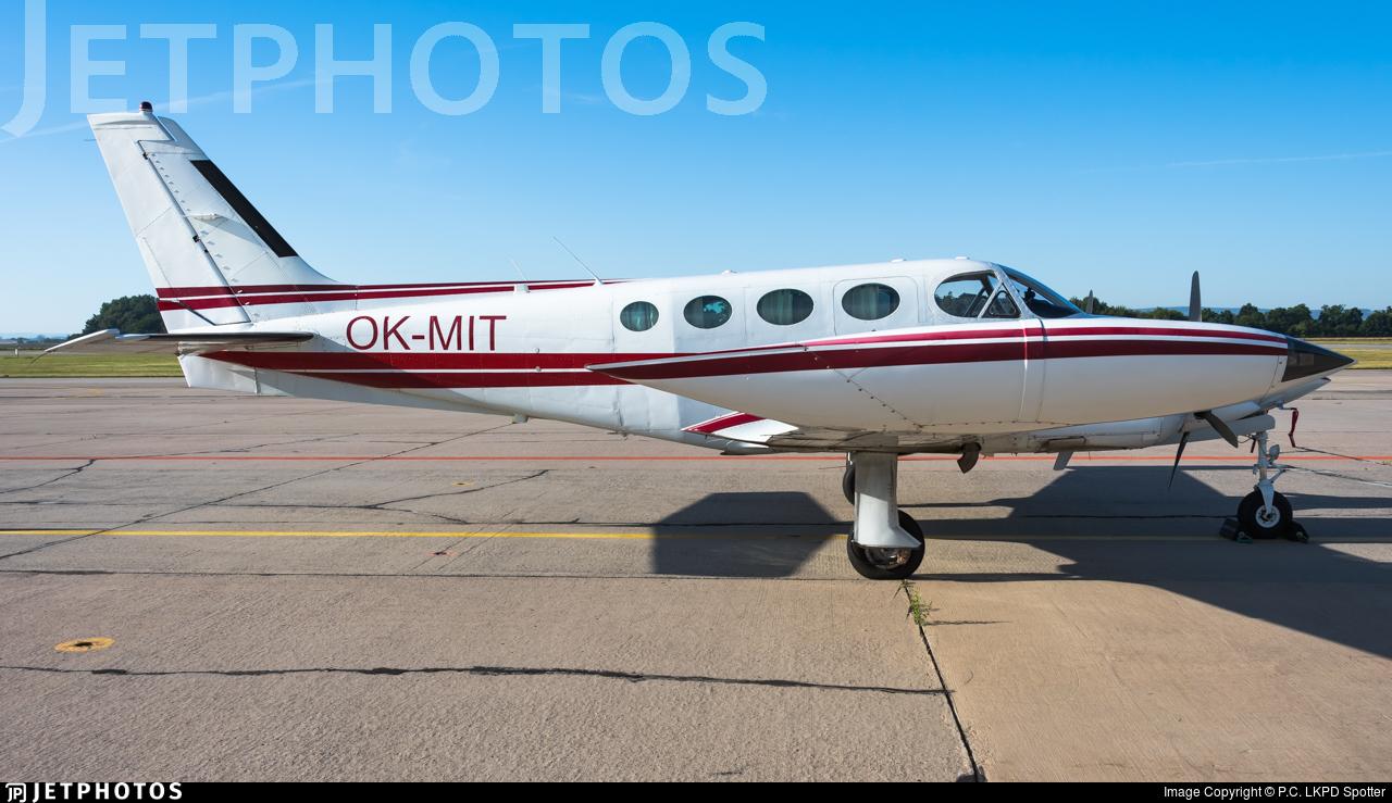 OK-MIT - Cessna 340A - Primis