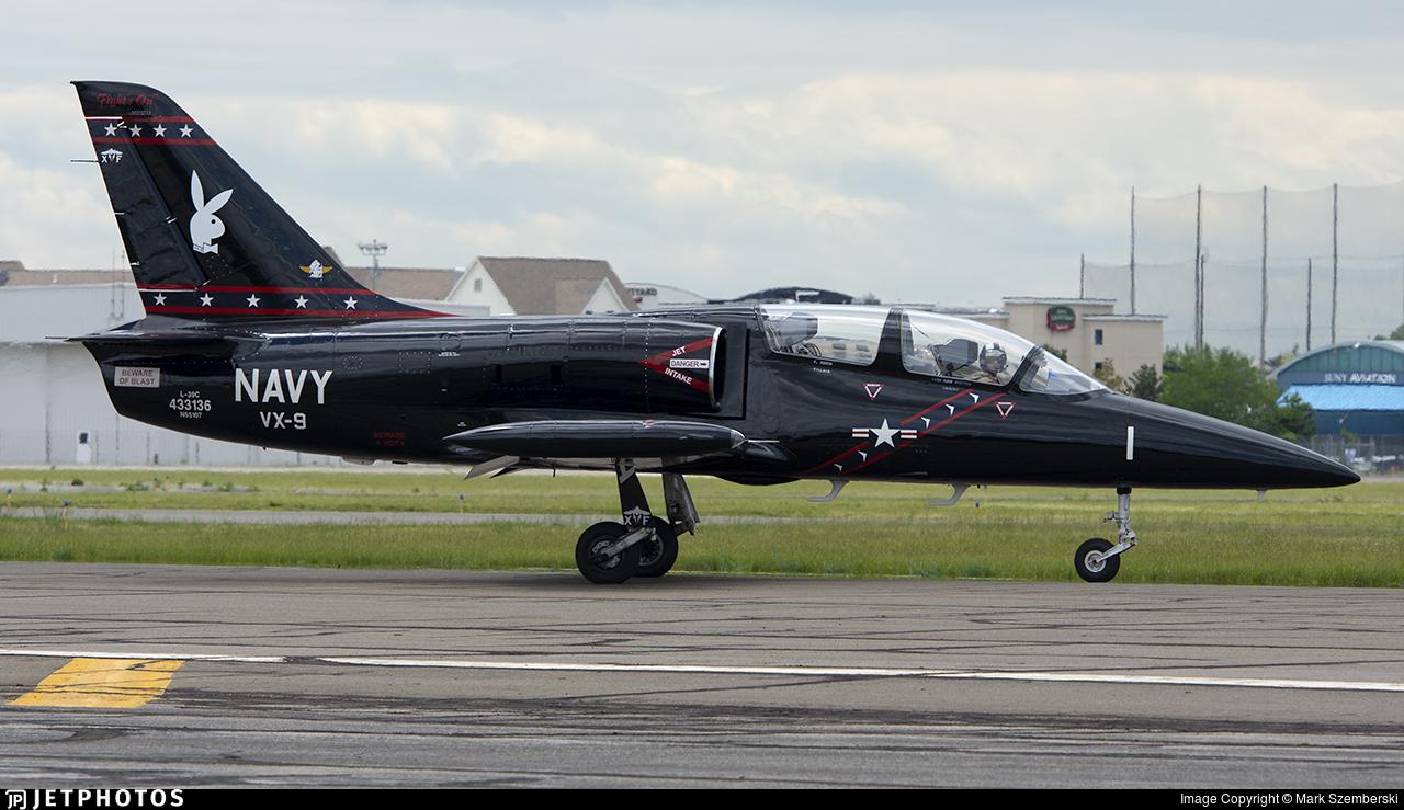 N55107 - Aero L-39C Albatros - Private
