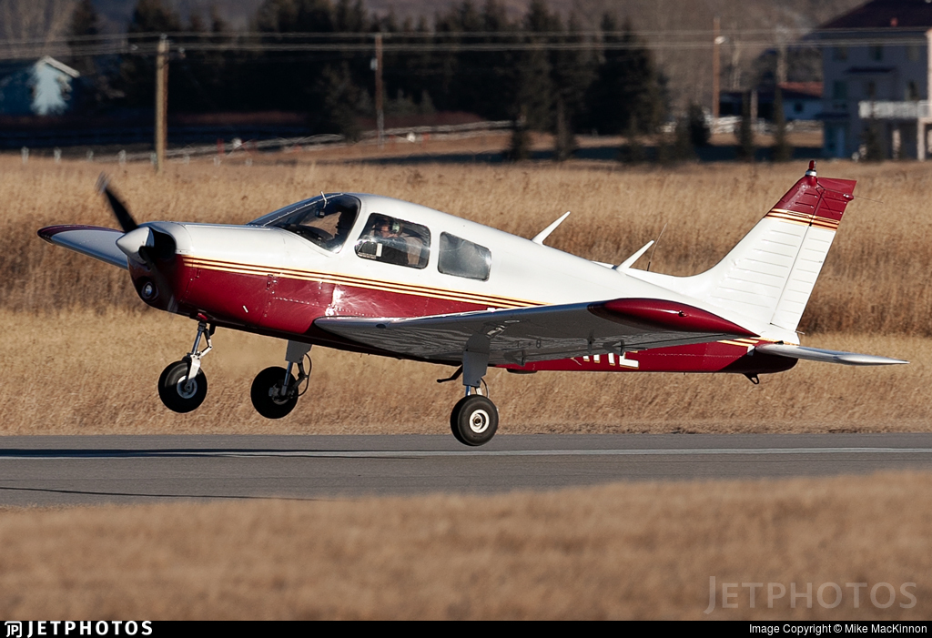 C-FRRE - Piper PA-28-140 Cherokee Cruiser - Private