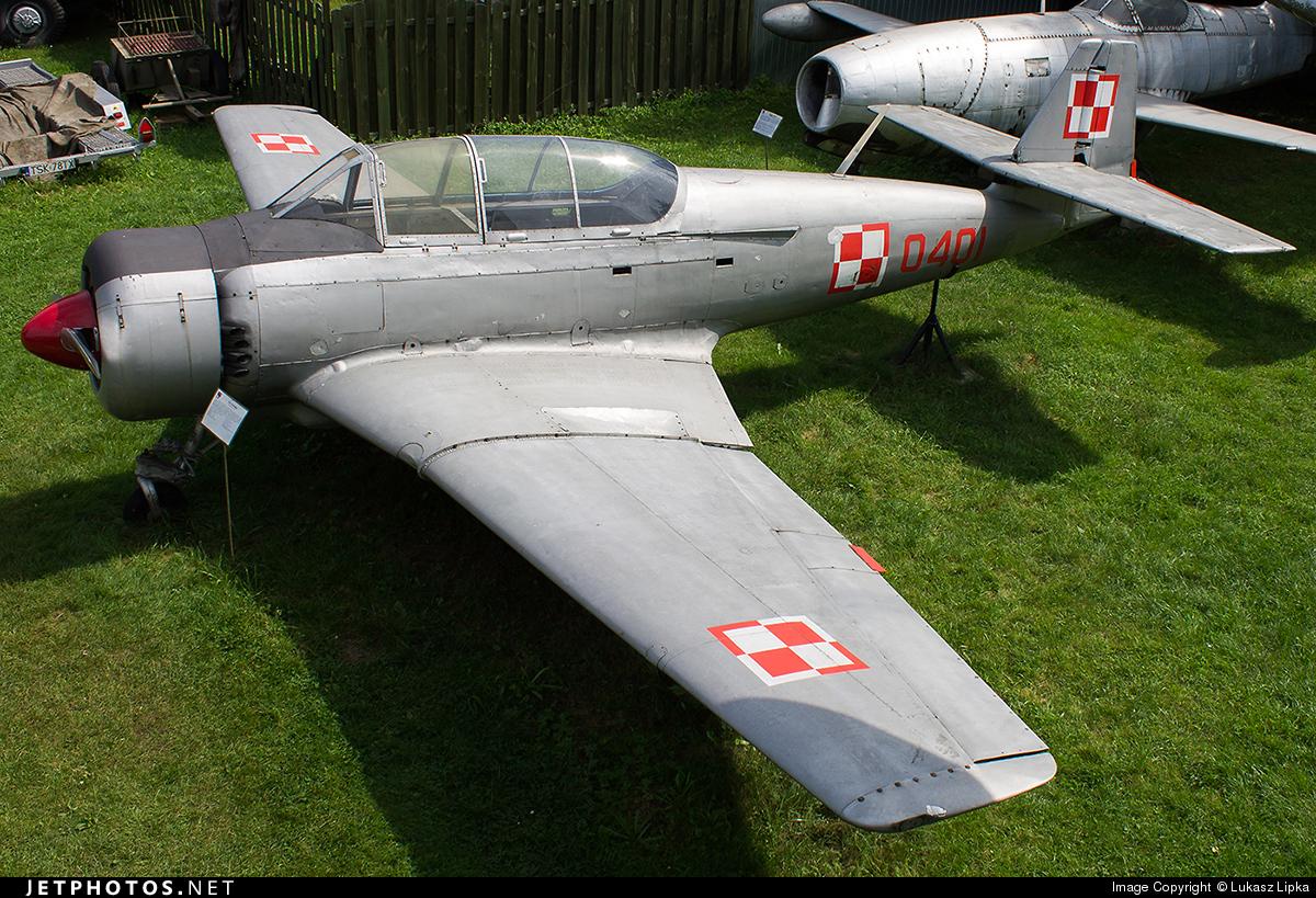 0207 - PZL-Mielec TS-8 Bies - Poland - Air Force