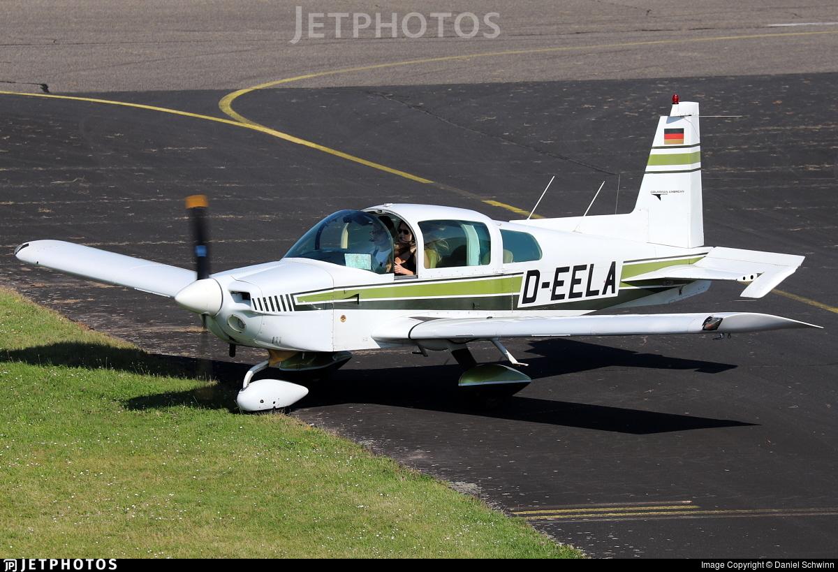 D-EELA - Grumman American AA-5 Traveler - Private