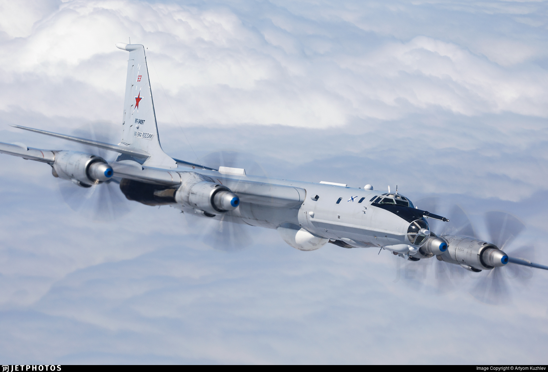 RF-34097 - Tupolev Tu-142M3 - Russia - Navy