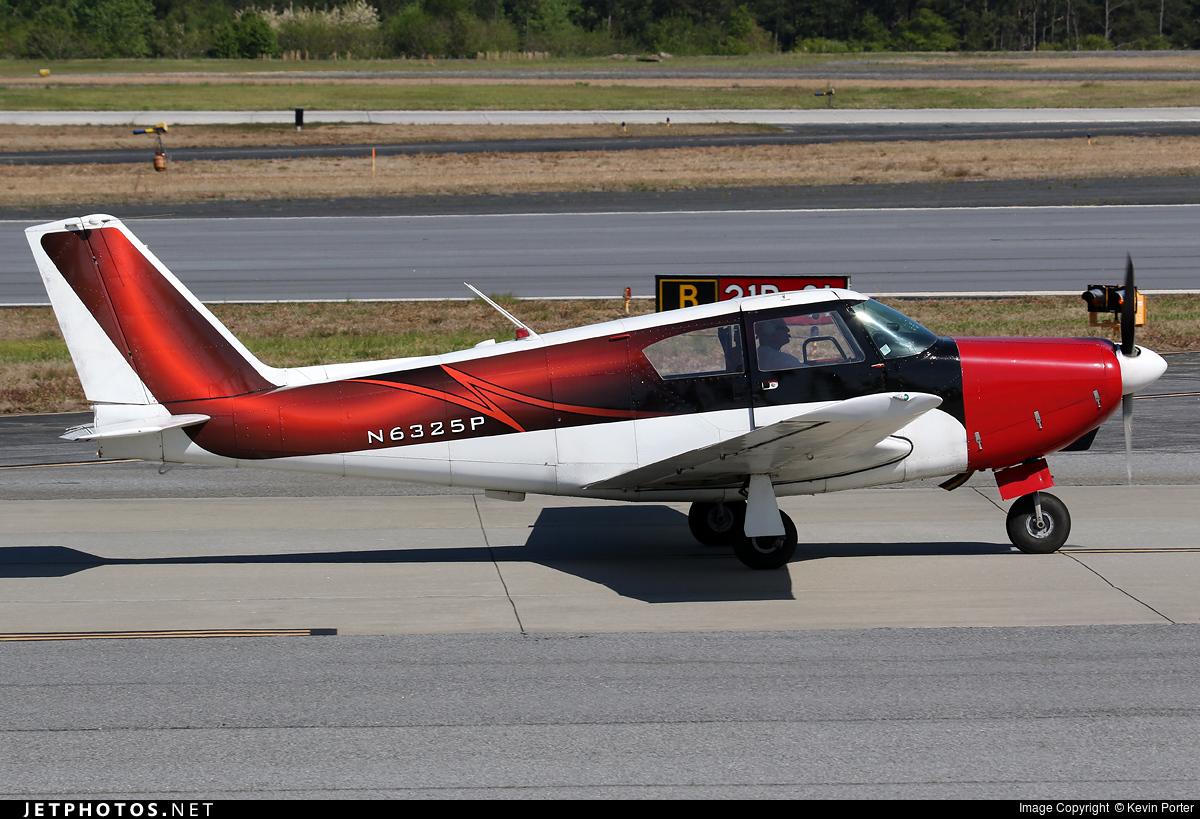 N6325P - Piper PA-24-180 Comanche - Private