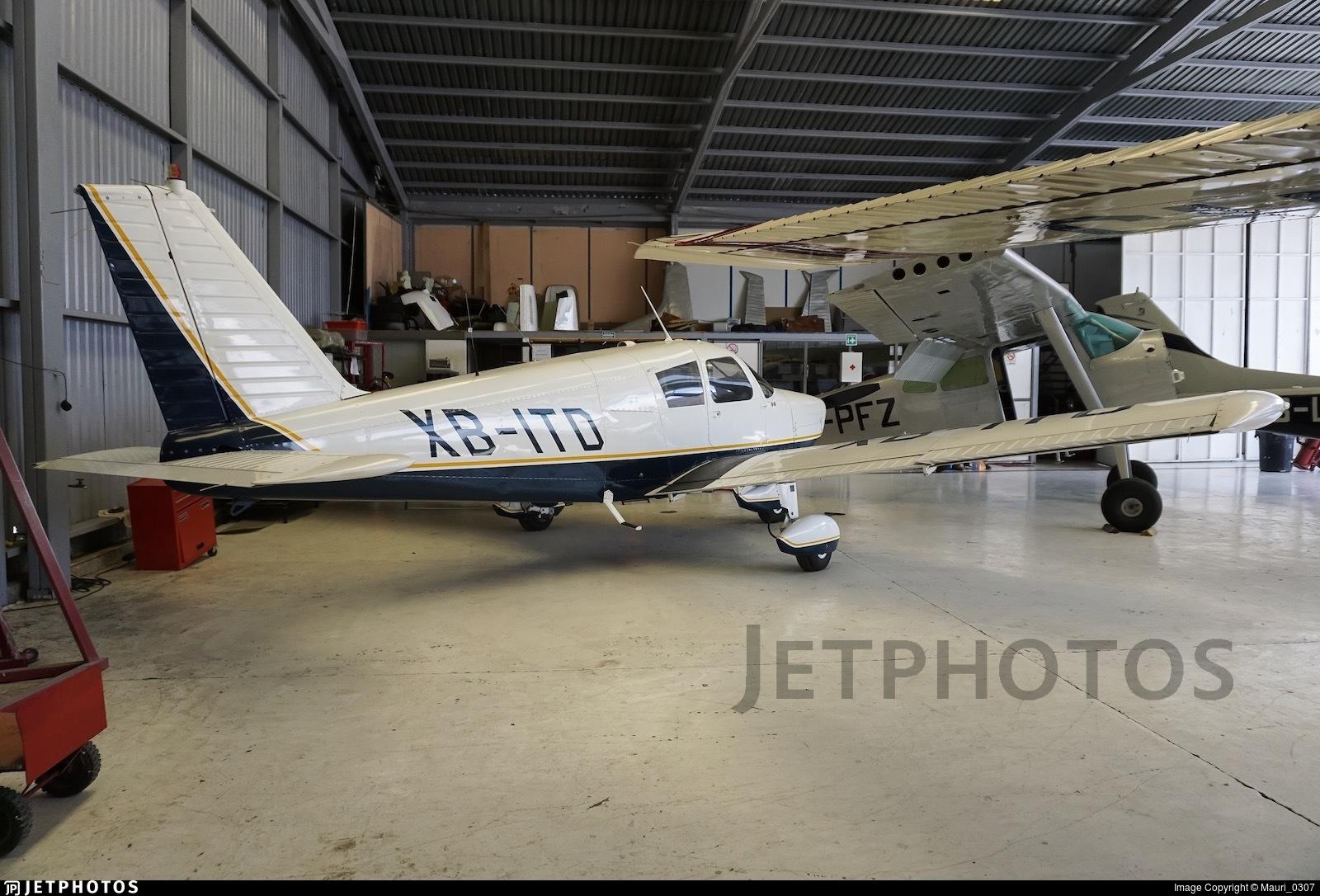 XB-ITD - Piper PA-28-180 Cherokee C - Private