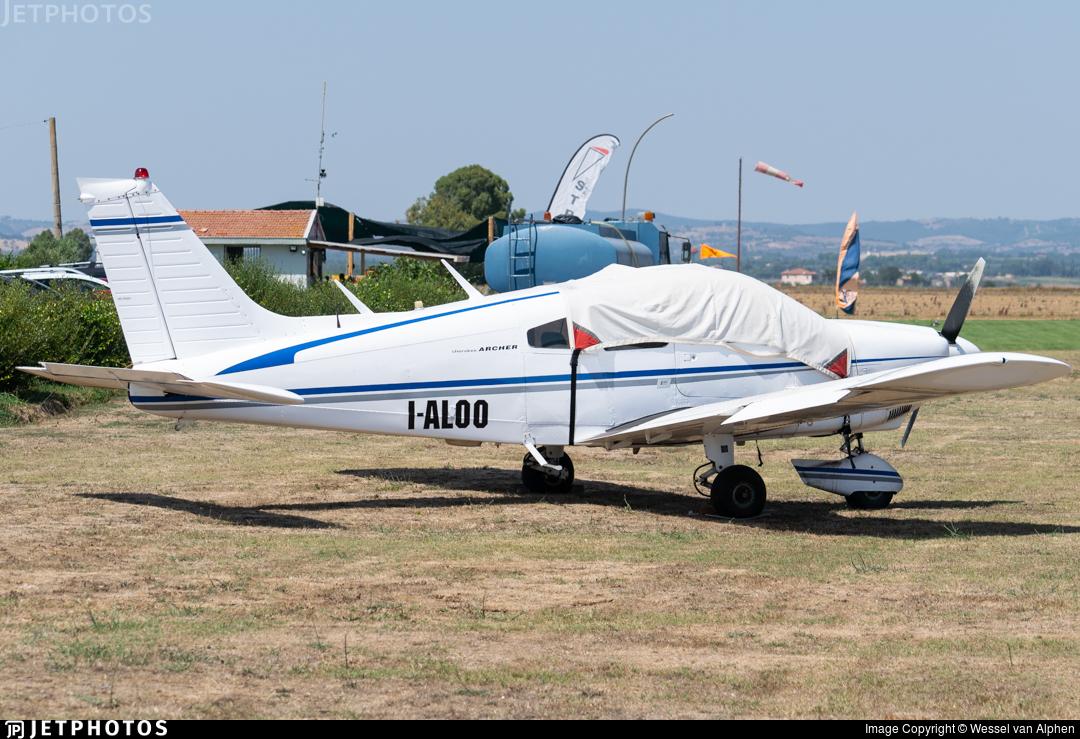 I-ALOO - Piper PA-28-180 Cherokee Archer - Private