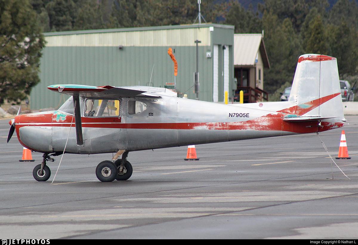 N7905E - Cessna 150 - Private