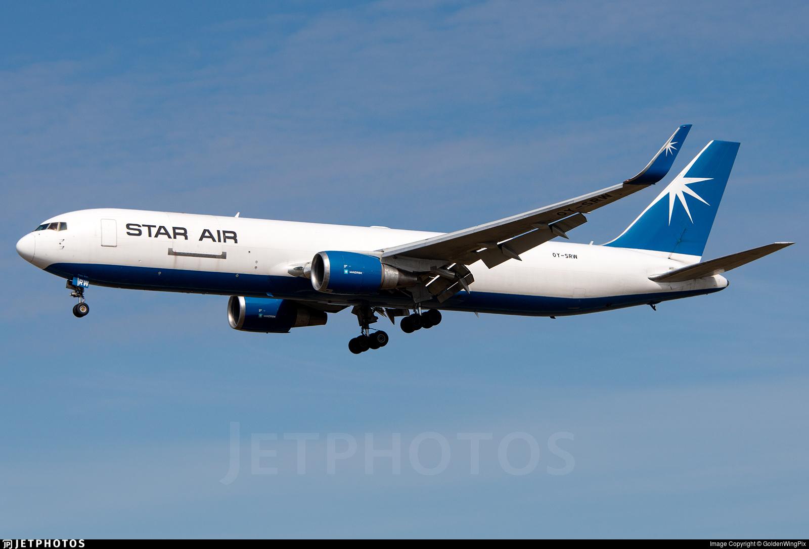 OY-SRW - Boeing 767-346F(ER) - Star Air