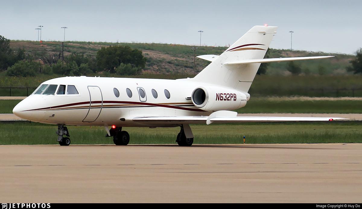 N632PB - Dassault Falcon 20 - Private