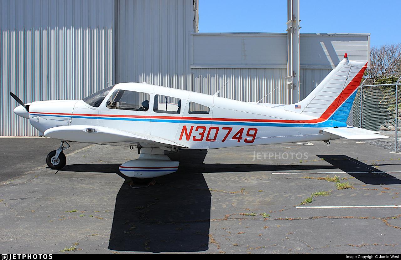 N30749 - Piper PA-28-181 Cherokee Archer II - Private