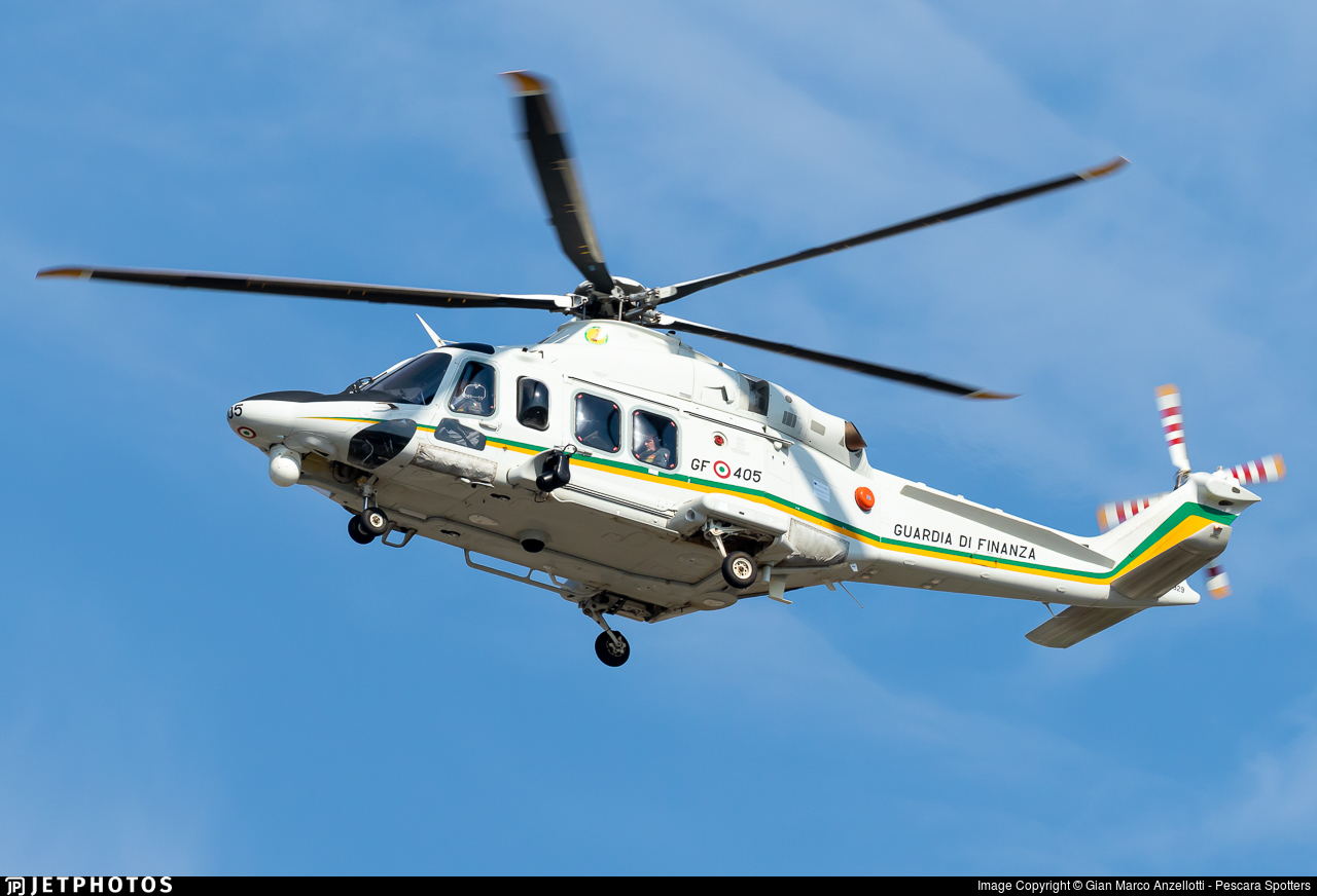 MM81929 - Agusta-Westland AW-139 - Italy - Guardia di Finanza