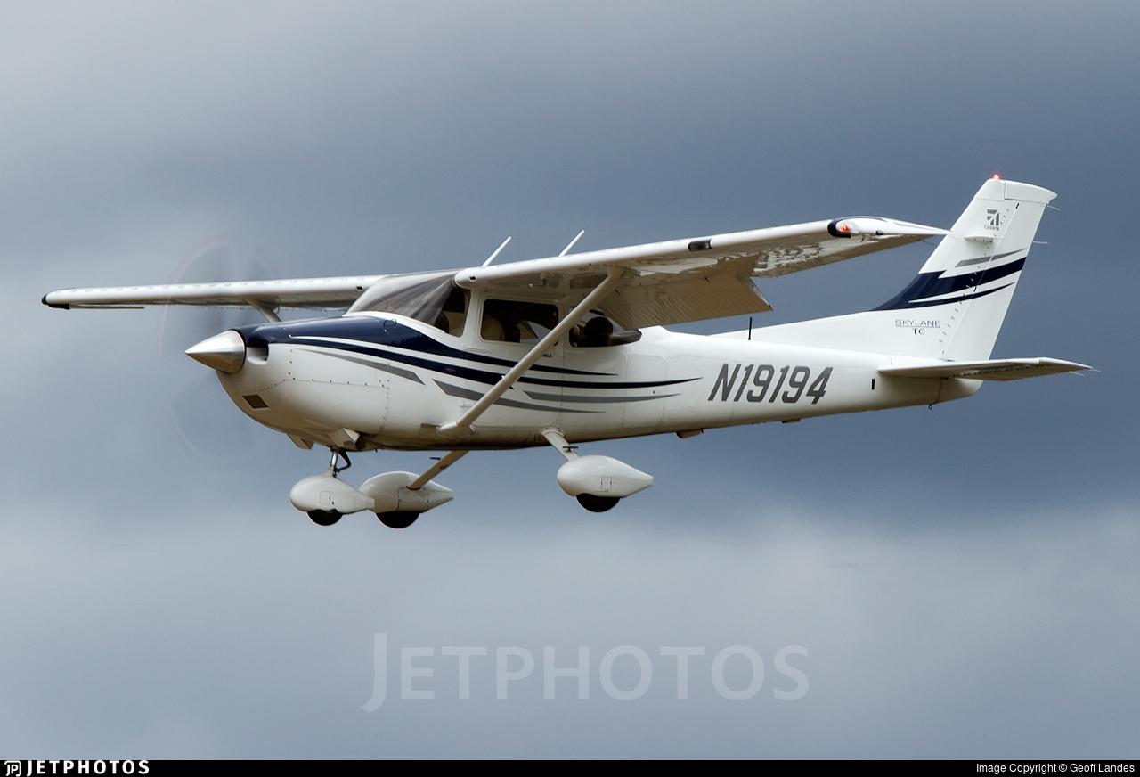 N19194 - Cessna 182T Skylane - Smokey Bay Air