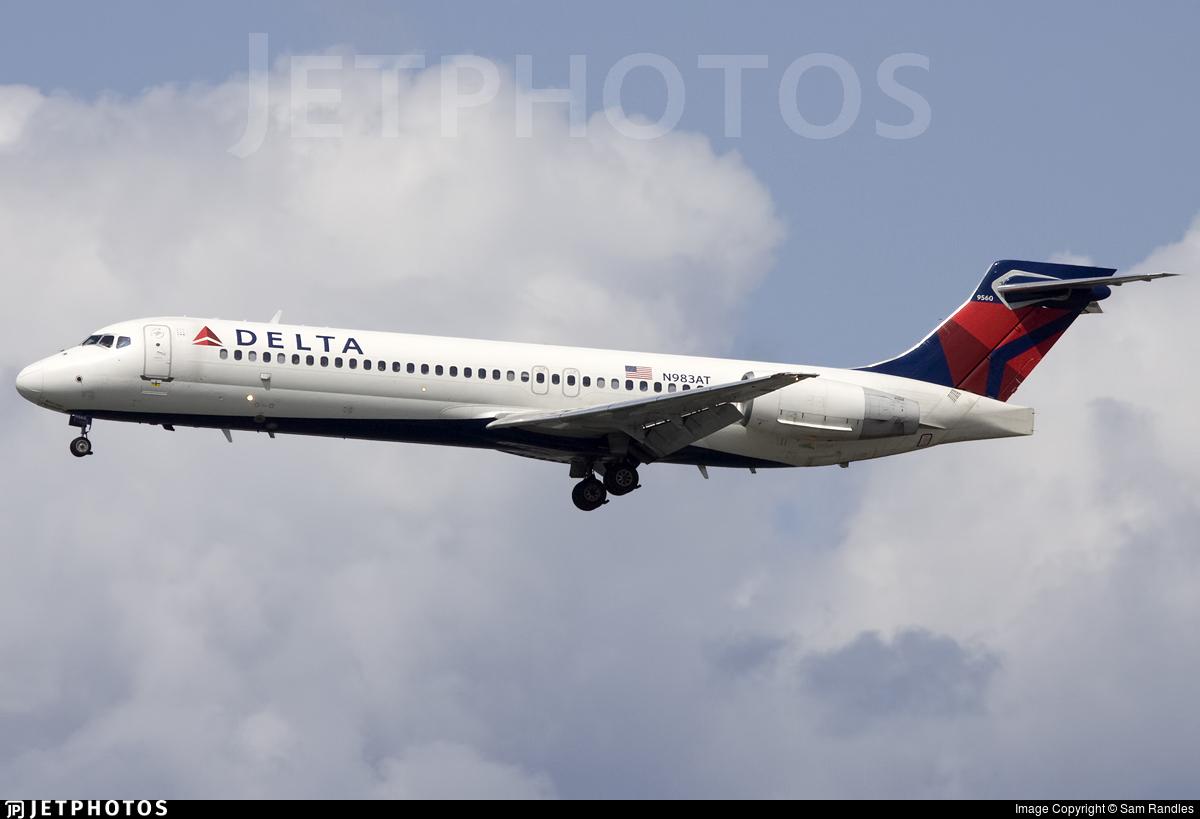 N983AT - Boeing 717-2BD - Delta Air Lines