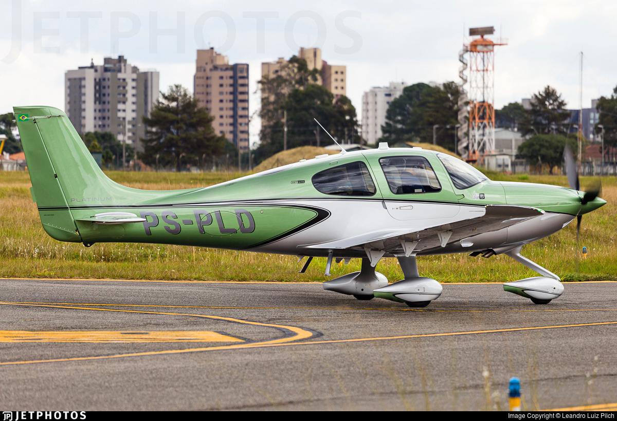 PS-PLD - Cirrus SR22T-GTS Platinum - Private