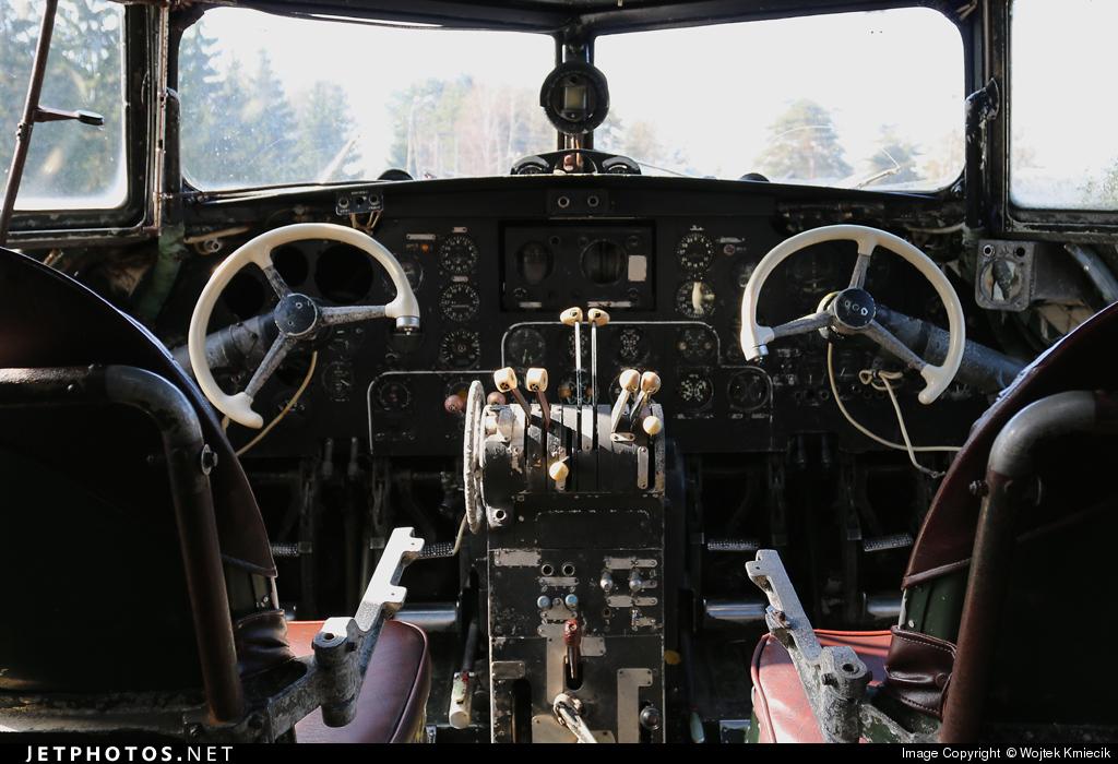 3054 - VEB Flugzeugbau IL-14P - Poland - Air Force